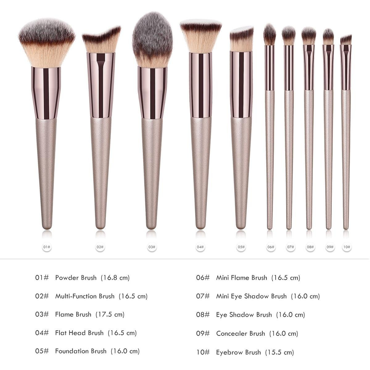 Professional Private Label Wood Makeup