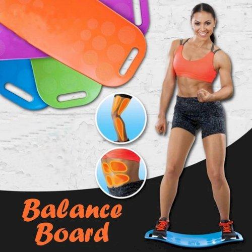 ABS Twisting Balance Board Fitness Board Sport Yoga.