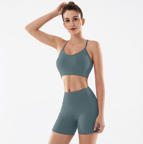 2020 New Yoga Two-piece Suit
